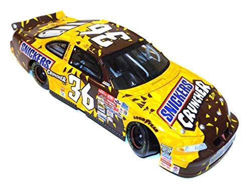 Vintage 2001 Action Performance #36 Ken Schrader Scale Model NASCAR Toy Race Car