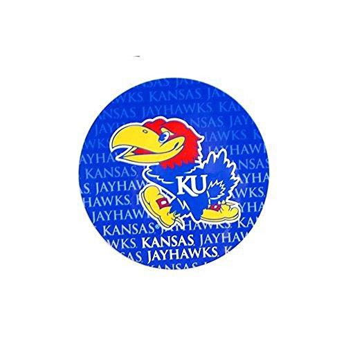 Bama NCAA Officially Licensed Kansas Jayhawks Repeating Design 4