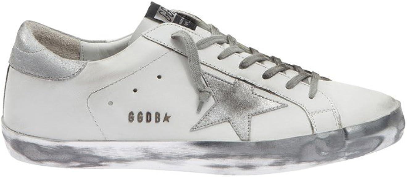 Golden Goose Deluxe Brand Men's White