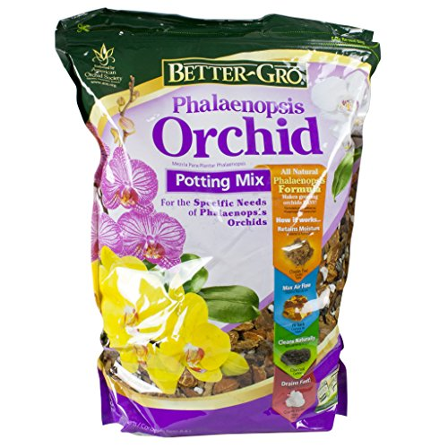 Sun Bulb 5011 Better-Gro Phalaenopsis Mix, 8 Quarts - Orchid Fir Bark