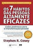 capa de Os 7 Hábitos das Pessoas Altamente Eficazes - Edição Customizada