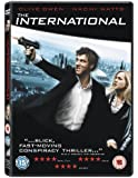 The International [DVD] [2009]