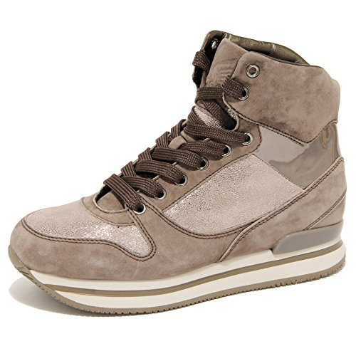 H241 woman sneaker marrone scarpe shoes Marrone HOGAN 8936N donna qHZEq