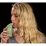 Casa Vita Himalayan Salt Inhaler with Travel Inhaler - Green