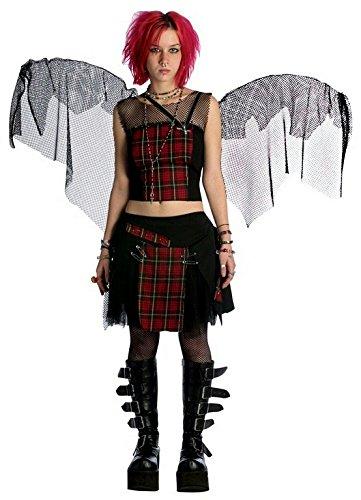 Fairy Punk Costume - Standard - Dress Size 6-12 (Imposta Rasta Fairy Costume)