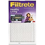 3m Ultra Allergen Healthy Living Filter 20 X 30 X 1 Electrostatic1500 MPR by Filtrete