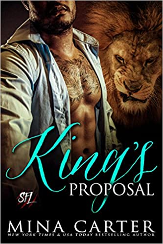King's Proposal by Mina Carter