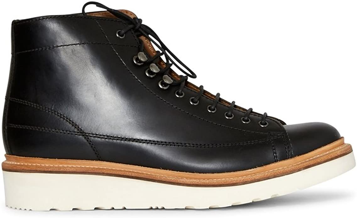 Grenson Andy Monkey Boot | Black