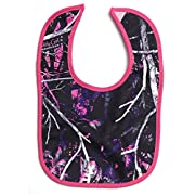 Carstens Muddy Girl Bib, 2 Count