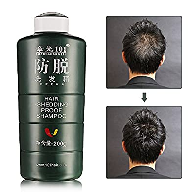 MEJOY Anti-hair Loss Shampoo for Men & Women Effective Solution for Hair Thinning & Breakage, Strengthens Hair Root
