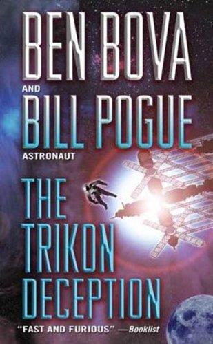 book cover of The Trikon Deception