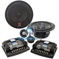 H600A - Diamond Audio 6.5 HEX Series Component System