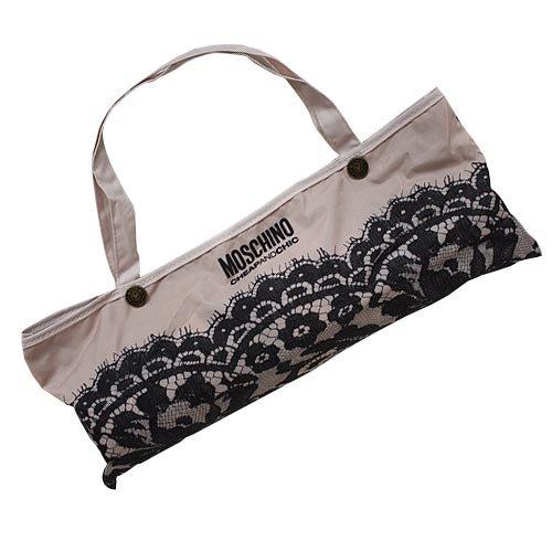 Moschino - Paraguas, diseño estampado floral, color crudo: Amazon.es: Ropa y accesorios