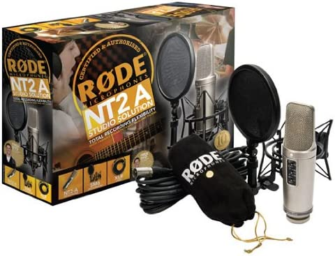 Rode NT2A Anniversary Vocal Condenser Microphone Package Review