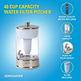 ZeroWater (ZBD-040-1) 40 Cup Ready-Pour Glass