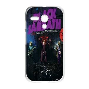 Motorola Moto G Phone Case Black Sabbath SA84815