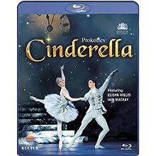 Cinderella - Birmingham Royal Ballet Blu-ray (2011)