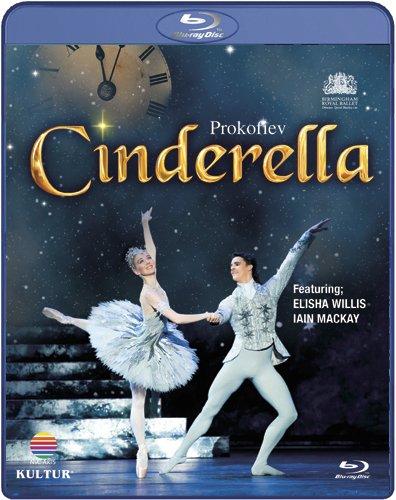 Cinderella - Birmingham Royal Ballet Blu-ray by Kulter