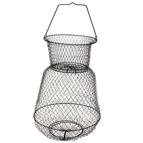 Wire Baskets Wholesale (Eagle Claw 11052-001 Fish Basket, Wire, Medium, 13