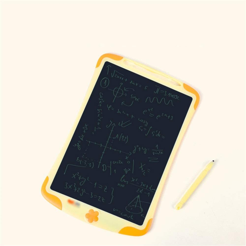 School,Office Electronic Graphics Tablet Portable 3 Pcs 10 Inch LCD Drawing Board Childrens Graffiti Board Writing Board Draft Drawing Board for Kids and Adults for Home