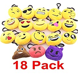 Swity Home [18 Pack] Toy Key-Chain 2\