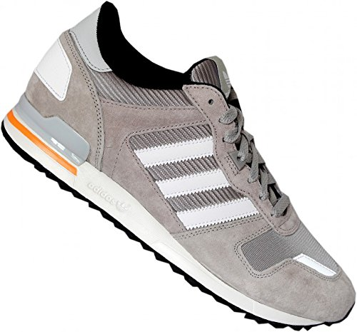 Adidas ZX 700 Schuhe ice grey-running white-aluminium - 40 2/3