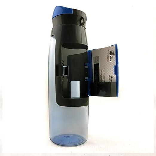 MWPO Diseño Creativo de Almacenamiento Monedero Botella de ...