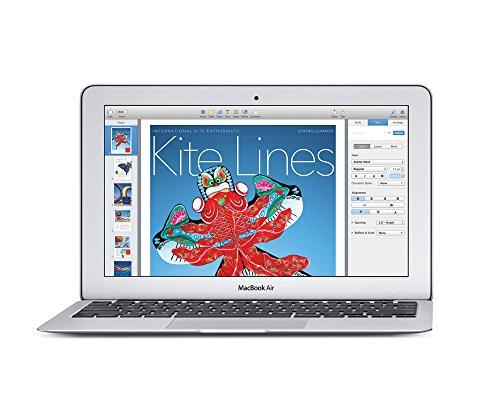 Apple MacBook Air - Portátil de 11.6