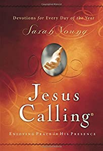 Jesus Calling: Enjoying Peace in His Presence from Thomas Nelson