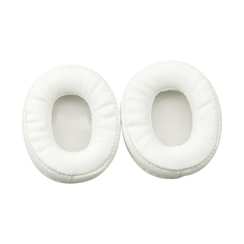 meijunter Replacement Earpads Cushions Ear Padsカバーfor JBL j55i j55 j55 a/ath-sr5 msr5 ホワイト Elpadsmsr5-whijunsi  ホワイト B07DMTK7J4