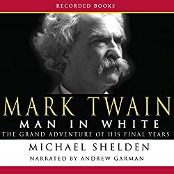 Mark Twain: Man in White