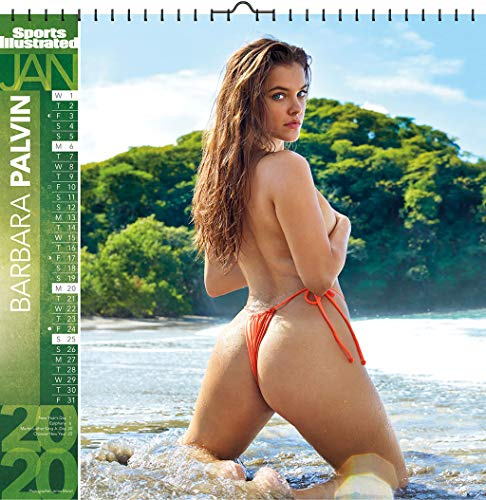 Sports Illustrated Swimsuit 2020 Deluxe Calendar