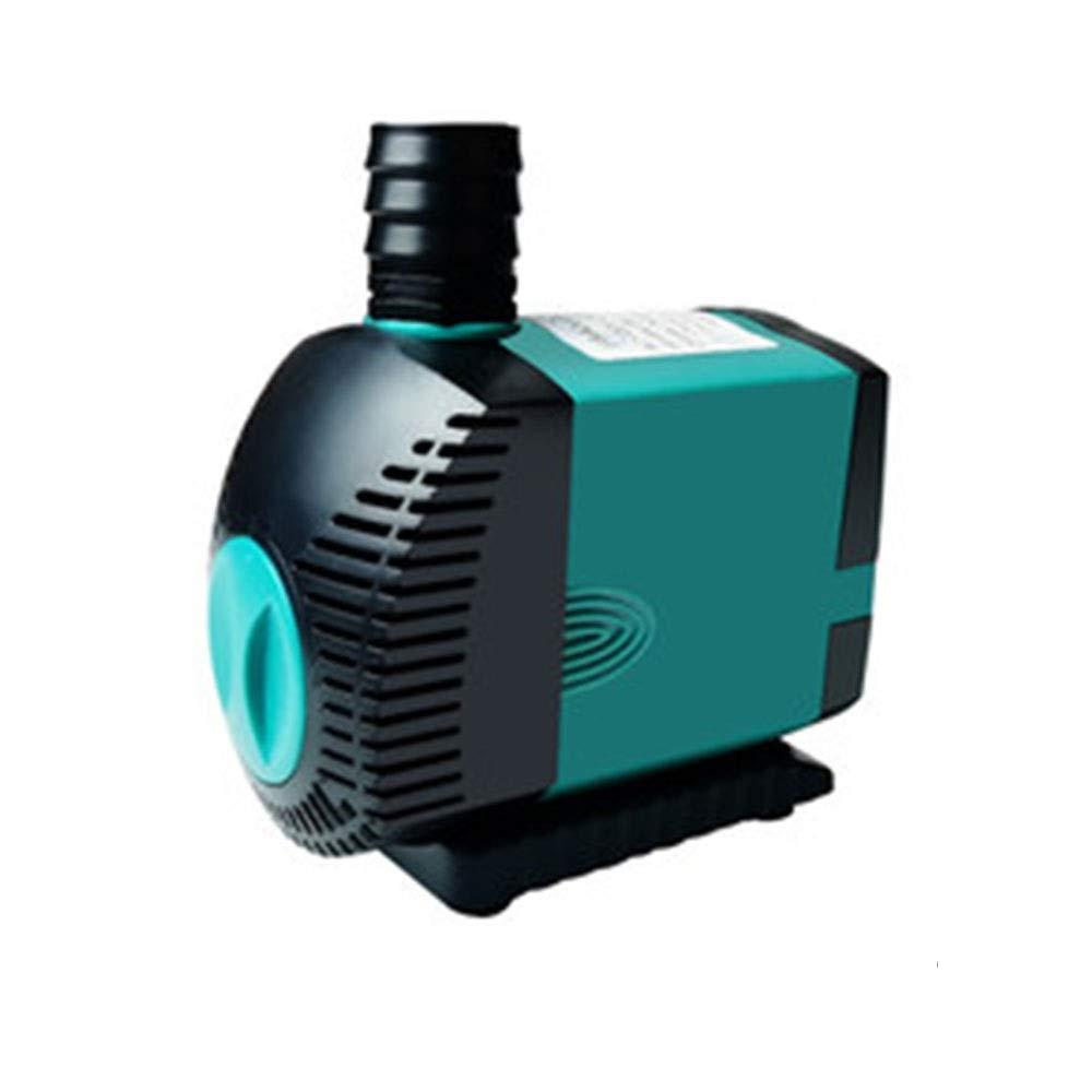 2500l h L&WB Fish Tank Oxygen Pump Pump Silent Filter Circulation Pump Submersible Pump Small Household Water Pump Pump Safe And Durable,2500l h