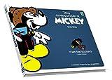 capa de Os Anos de Ouro de Mickey. O Mistério do Corvo