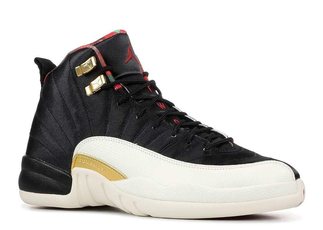 Nike Air Jordan 12 Retro CNY (gs) Big Kids Bq6497-006