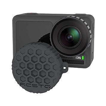 Hensych Action Camera - Carcasa de Silicona para dji OSMO ...