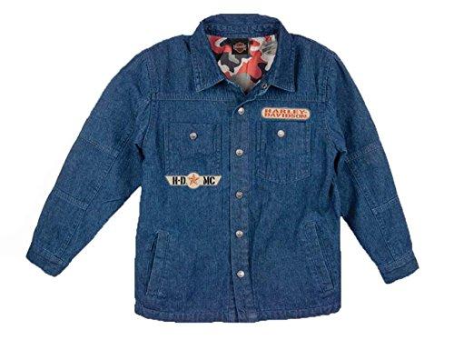 Harley Davidson Shirt Jacket - 7
