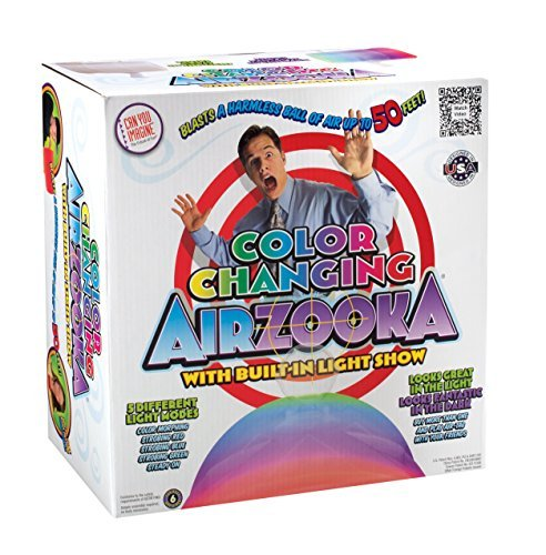 Can You Imagine Airzooka Color Changing Toy by Toysmith