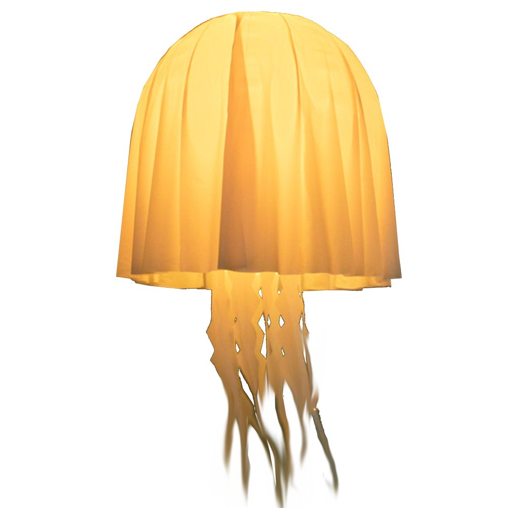 Inflatable LED Hanging Jellyfish Glowing with 16 Colors 4.92-feet Hanging Decoration with Blower for Home Bar Wedding Party