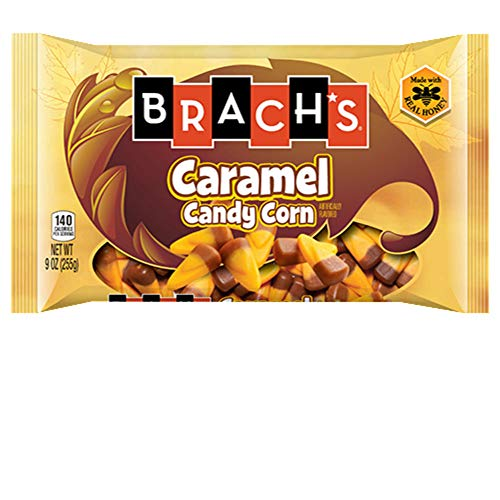 Brach's Fall Flavors Caramel Candy Corn - 9 ounce Bag (3 Pack) -