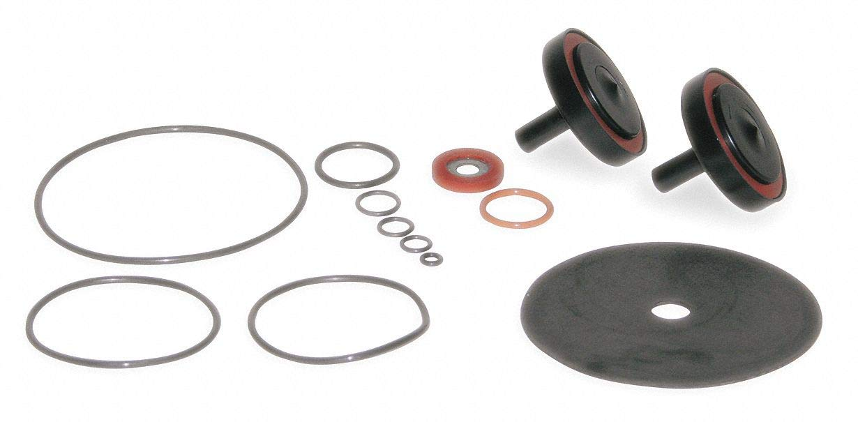 Watts Regulator Company Watts Backflow Preventer Repair Kit, For Use With Watts No. 009QT