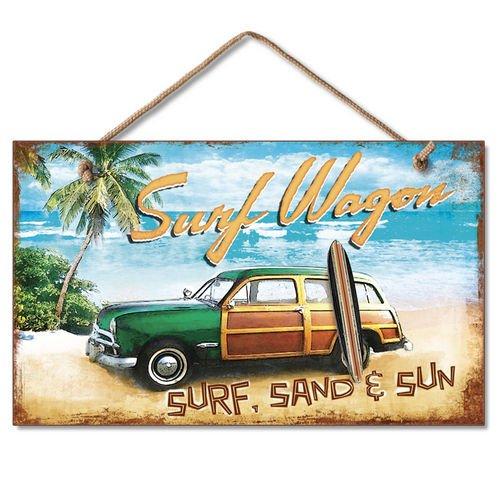 Woody Surf Wagon (