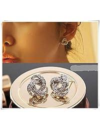 Diamond Earrings suspense
