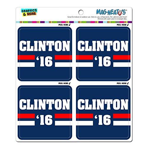Clinton President MAG NEATOS Automotive Refrigerator