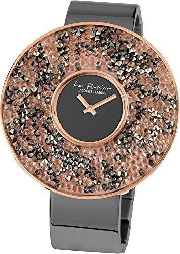 Jacques Lemans La Passion LP-118F Wristwatch for women With Swarovski crystals
