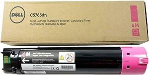 DELL #KDPKJ Toner Cartridge - Magenta / 12K PAGE YIELD MAGENTA DELL C5765DN 12K PG MGNTA 332-2117