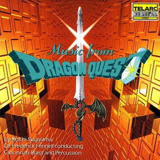 Price comparison product image Music From Dragon Quest