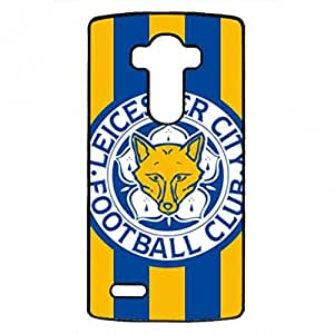 Blue Leicester City Football Club Logo Phone Funda,Leicester City Football Club Phone Funda,LG G4 Funda,Leicester City Football Club Cover Funda