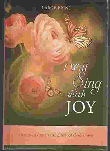 I Will Sing with Joy