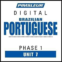 Portuguese (Brazilian) Phase 1, Unit 07